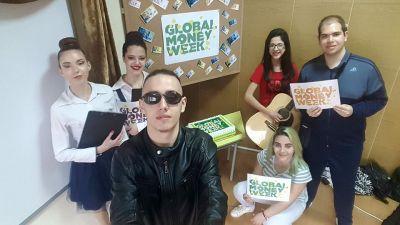 Конкурс за Селфи и Видеоклип по повод Световната седмица на парите - СУ Тодор Кирков - Ловеч
