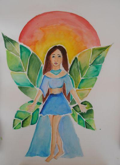 Рисунки на Петя от 7а клас - СУ Тодор Кирков - Ловеч