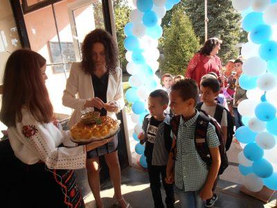 Откриване на учебната 2018/2019 година - СУ Тодор Кирков - Ловеч