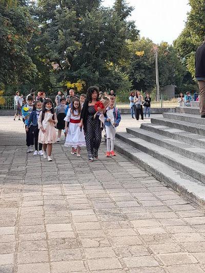 15.09.2021 г. - СУ Тодор Кирков - Ловеч